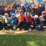 Voyage scolaire ecole Sainte Colombe