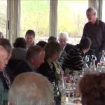 """Repas annuel de l'association de chasse """"La Colombe"""" à SainteColombe de Peyre"""