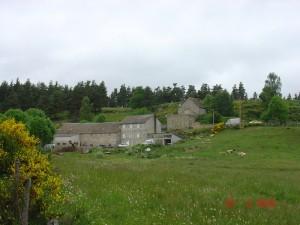 Hameau du Ventoux, Sainte Colombe de Peyre