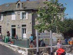 École publique Léon Dalle à Sainte Colombe de Peyre.