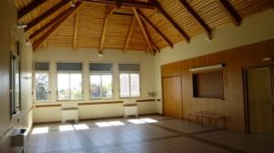 Salle communale de Sainte Colombe de Peyre.